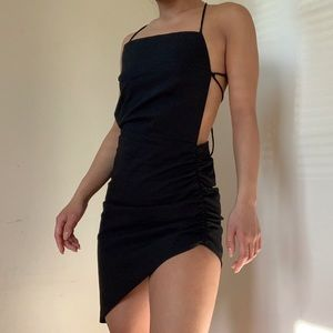 The Vivien Dress by LIONESS